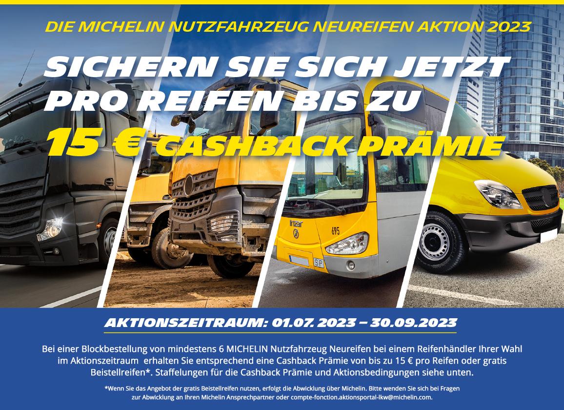 MICHELIN Reifen-Aktion